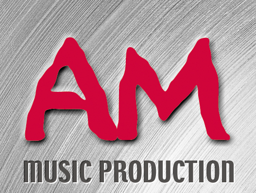AM Music Production - Logo